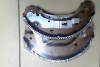 Колодки задние тормозные барабанные R15 (усил) 244